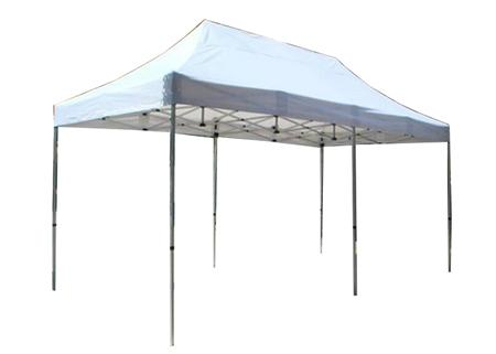 White Outdoor Folding Tent , Foldable Gazebo Tent For Promotion / Display