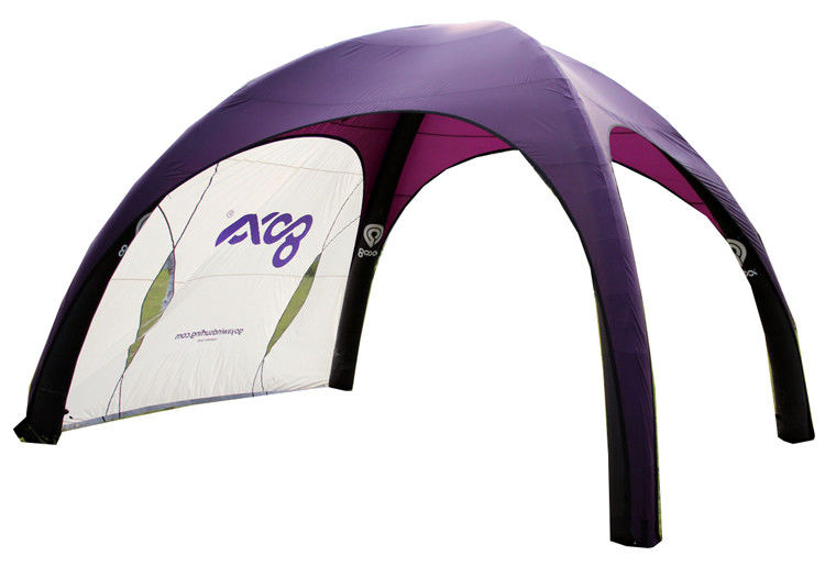 Durable Inflatable Marquee Tent , Small Inflatable Advertising Tent